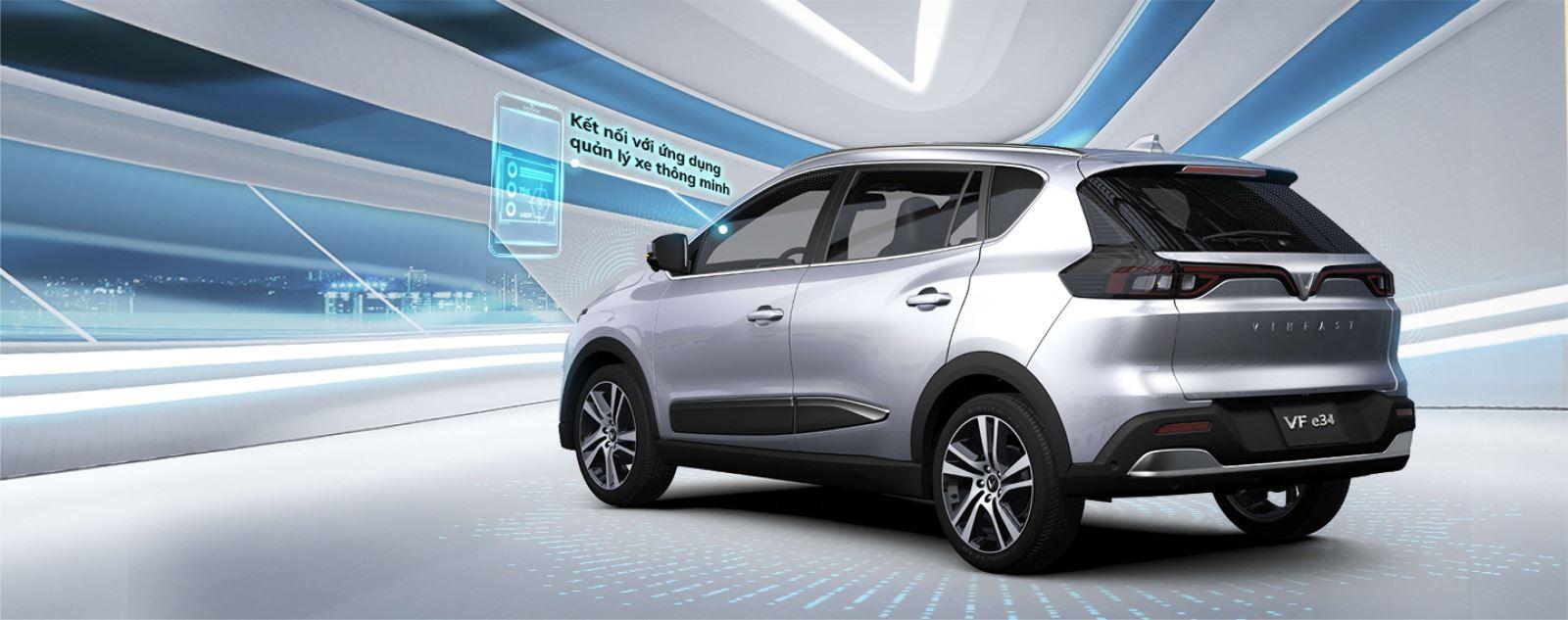 Tính năng thông minh & kết nối điều khiển xe theo xu hướng tương lai.